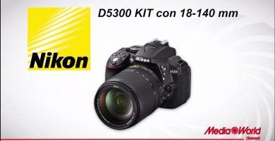 Nikon D5300 MediaWorld