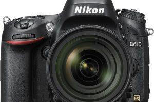 Nikon D610 MediaWorld