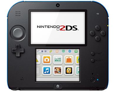 Nintendo 2Ds Carrefour
