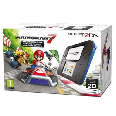 Nintendo 2Ds Giochi Carrefour