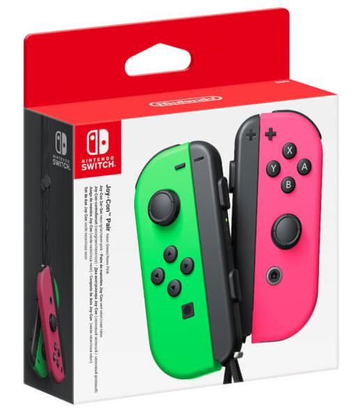 Nintendo Interruttori Controller Carrefour