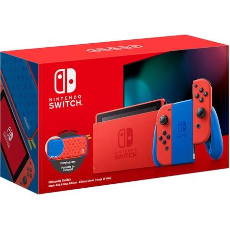 Nintendo Switch Auchan