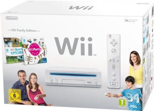Nintendo Wii Carrefour