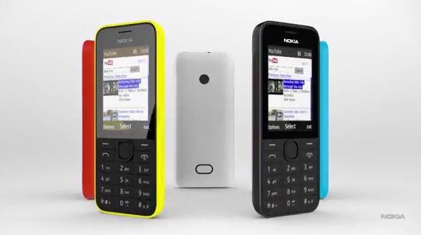 Nokia 208 MediaWorld
