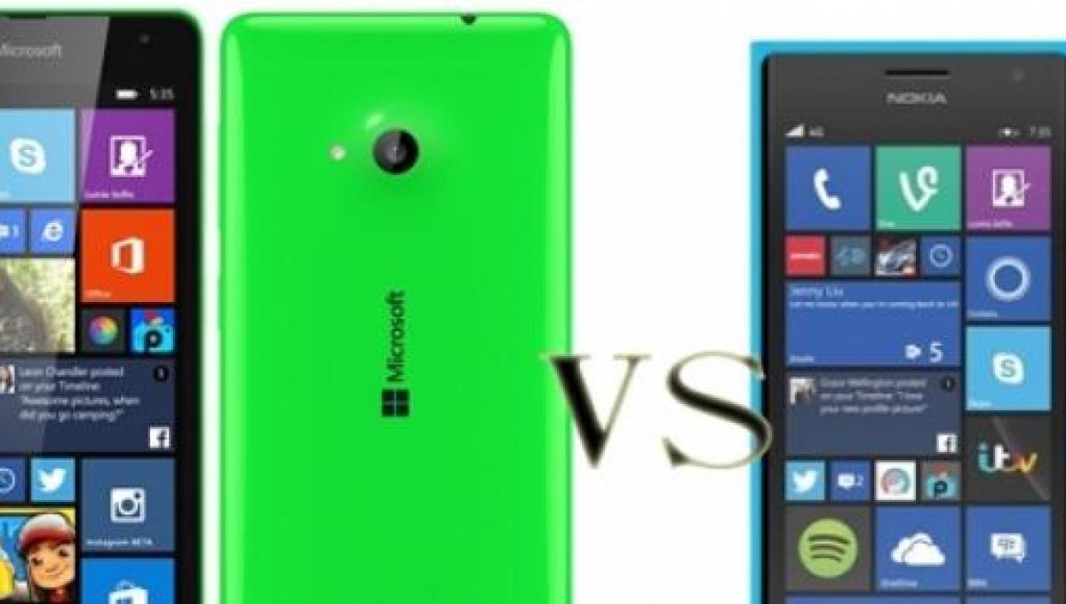Nokia Lumia 535 MediaWorld