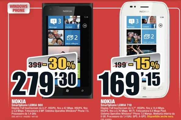Nokia Lumia MediaWorld