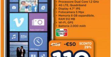 Nokia Lumia Unieuro