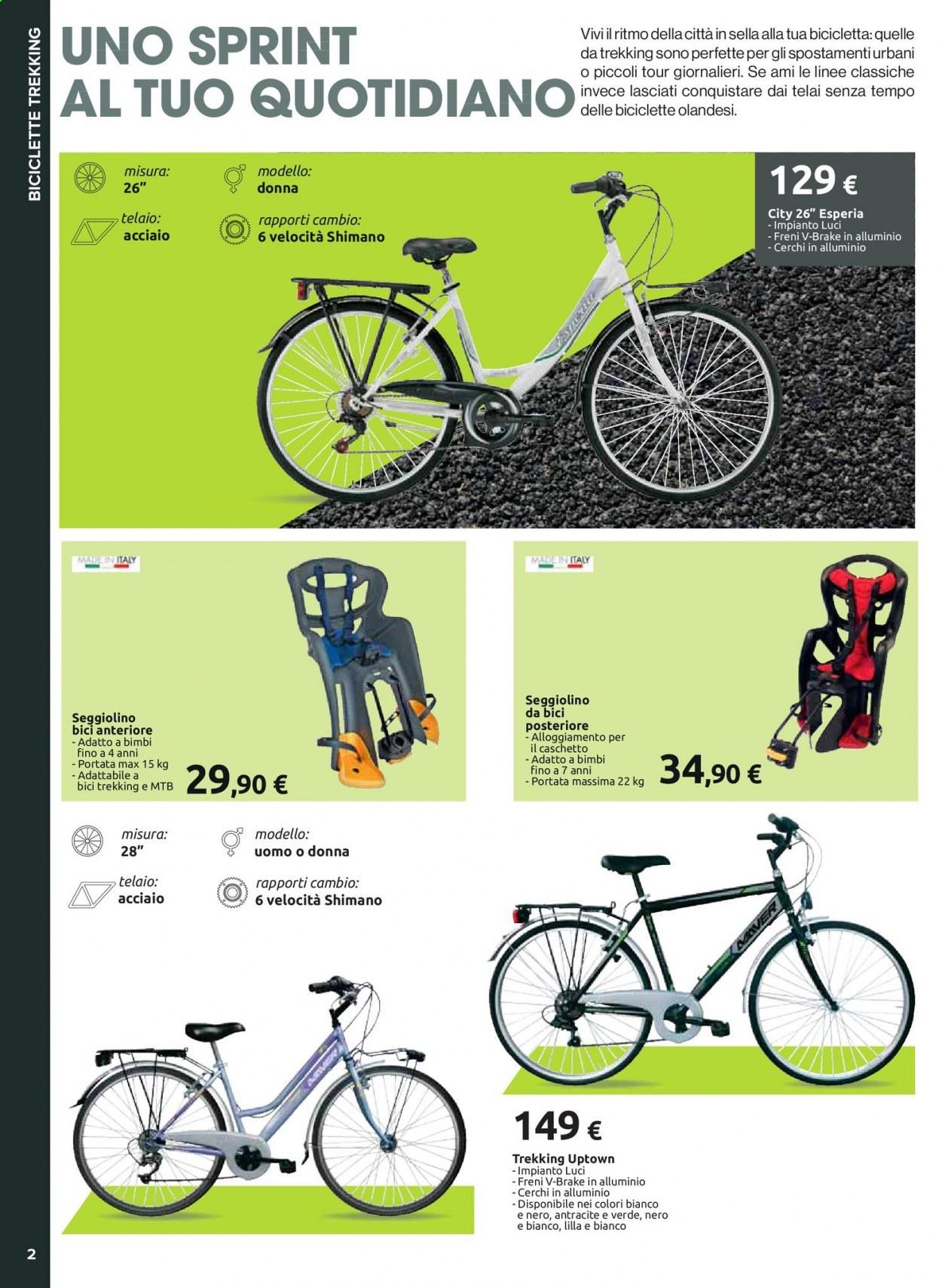Offerta Di Biciclette Carrefour