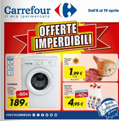 Offre Lavatrici Carrefour
