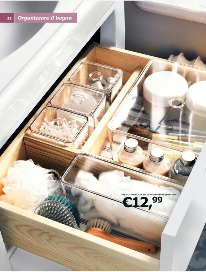 Organizzare I Cassetti Ikea