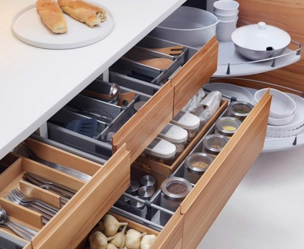 Organizzatore Cassetti Cucina Ikea