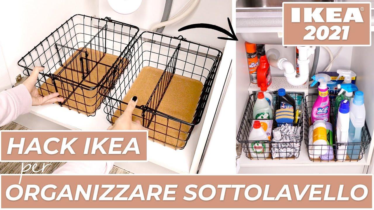 Organizzatore Sottolavello Ikea