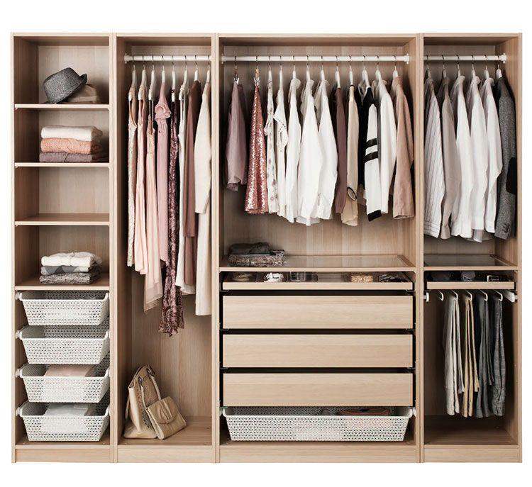 Organizzazione Guardaroba Ikea
