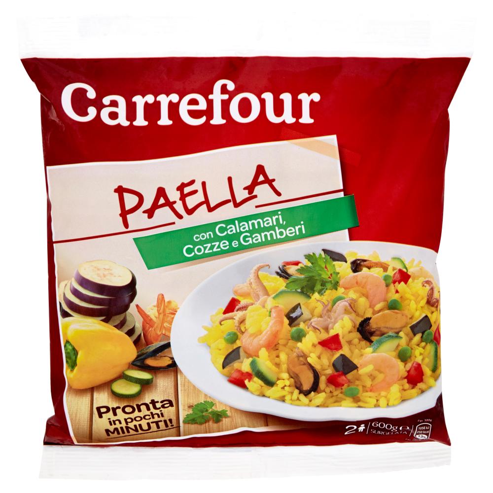 Paella Pentole Carrefour