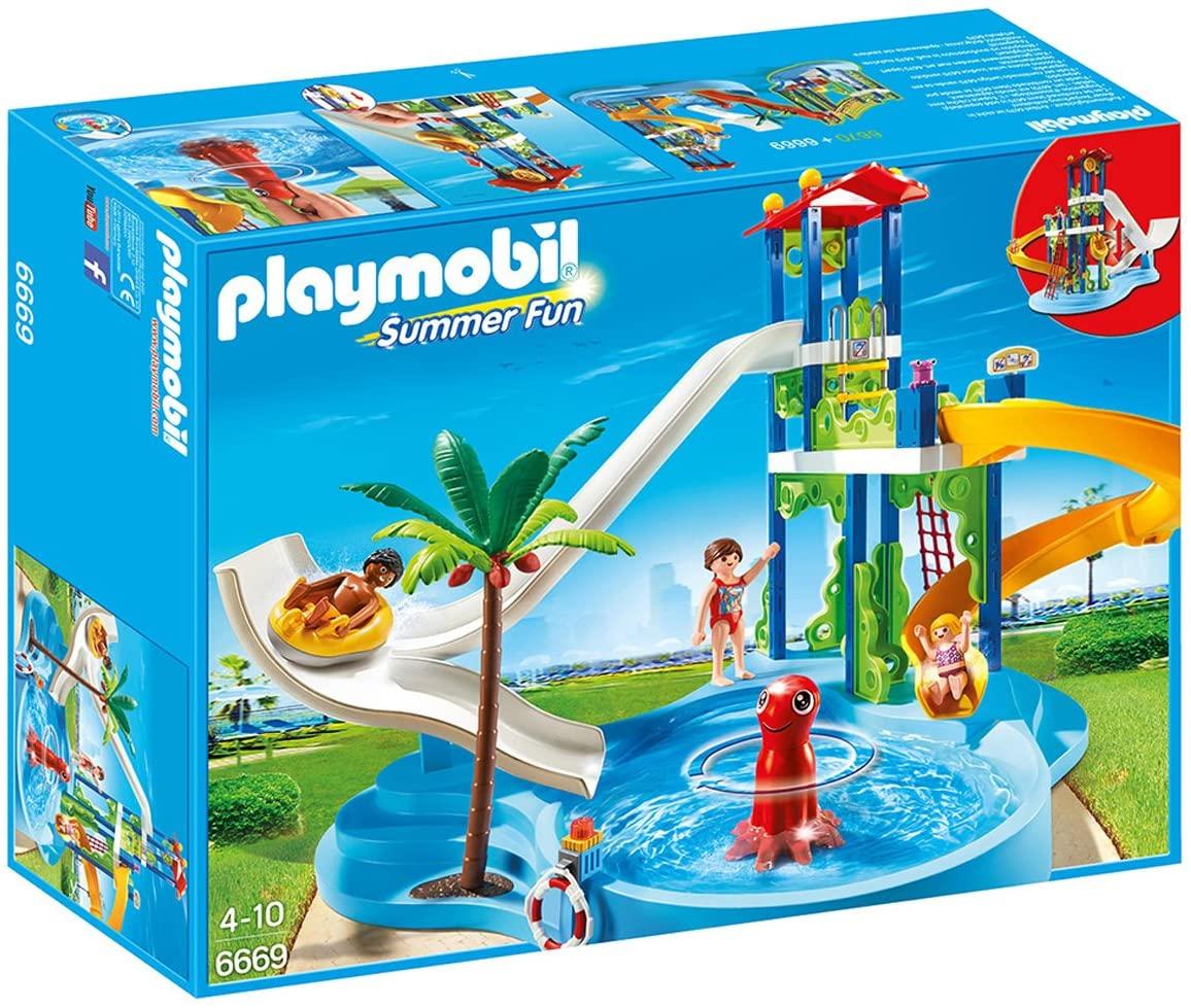 Parco Acquatico Playmobil Carrefour