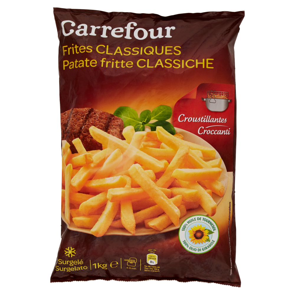 Patatine Fritte Carrefour