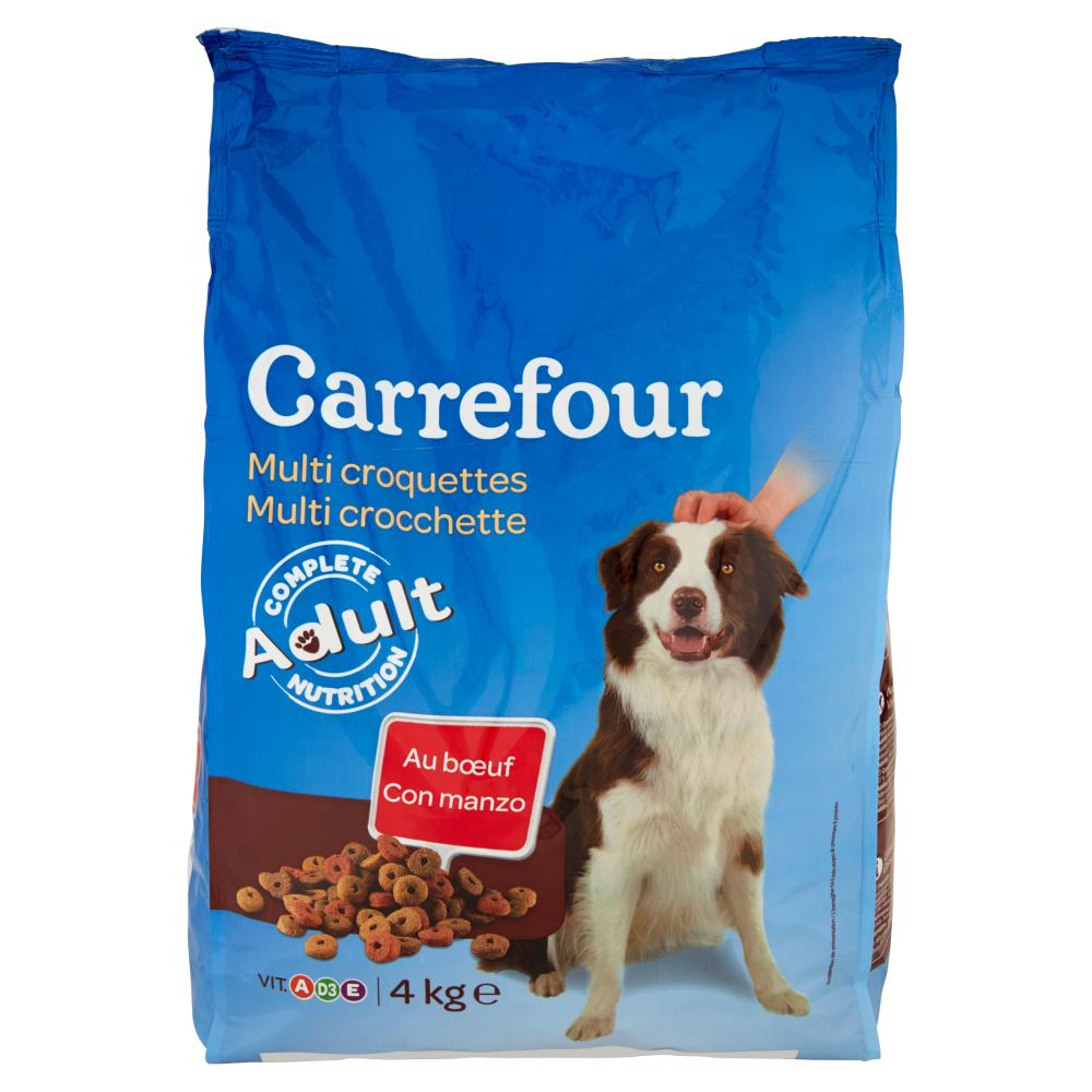 Pattuglia Di Cani Carrefour