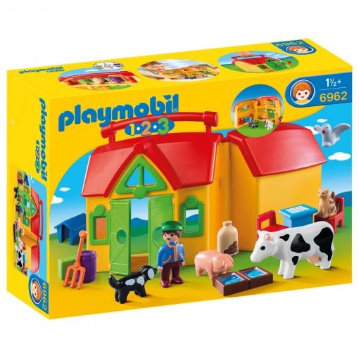 Playmobil 123 Carrefour