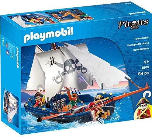 Playmobil Barca Corsaro Carrefour