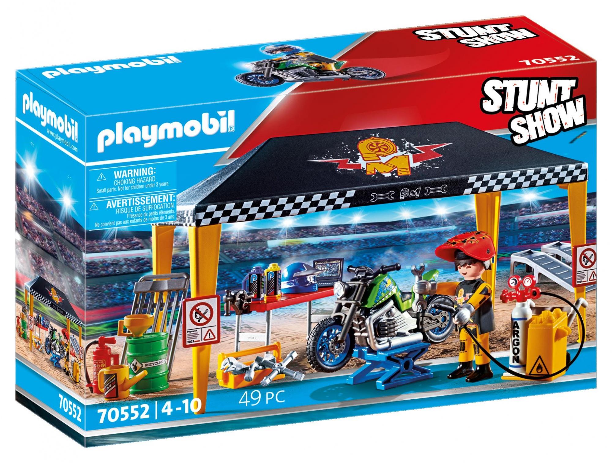 Playmobil Caso Carrefour
