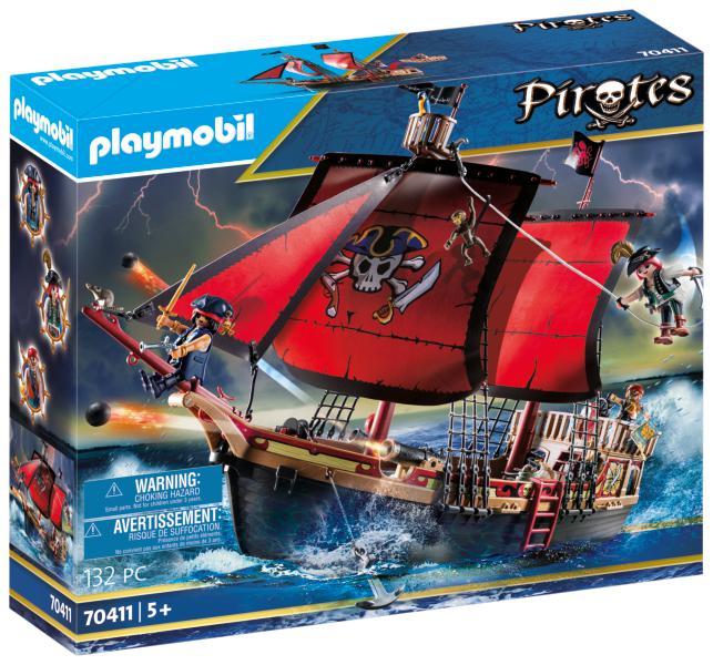 Playmobil Nave Pirata Carrefour