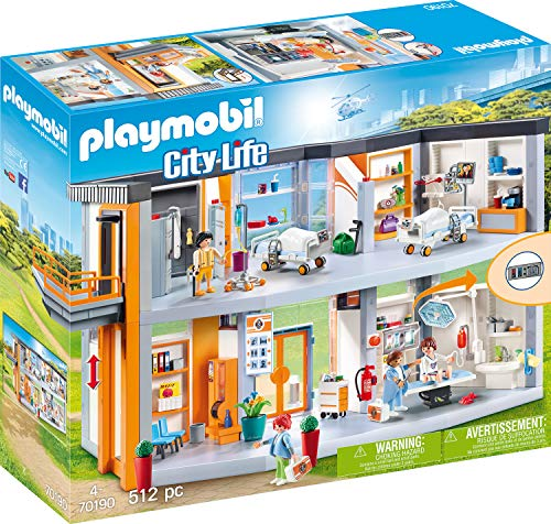 Playmobil Ospedale Carrefour