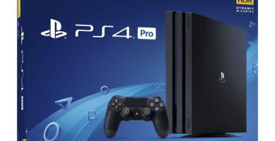 Playstation 4 Pro MediaWorld
