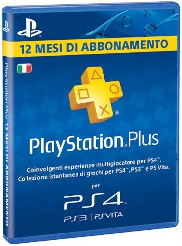 Playstation Piu 12 Mesi Di Carrefour