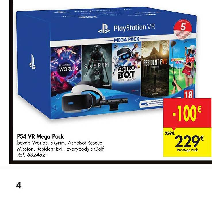 Playstation Vr Carrefour