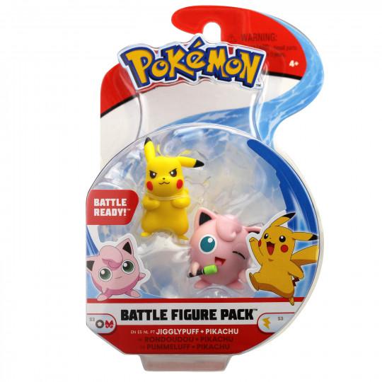 Pokemon Figure Carrefour