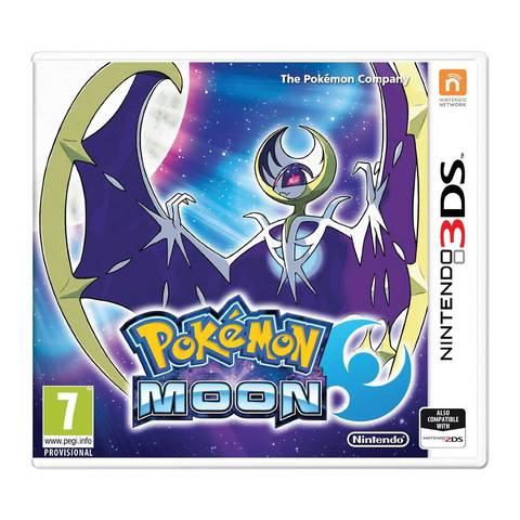 Pokemon Moon Carrefour