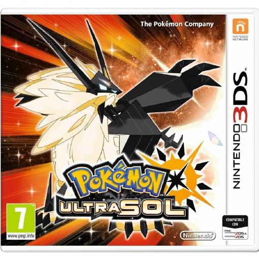Pokemon Ultrasol Carrefour