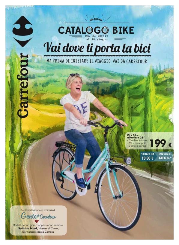 Pompa Per Bicicletta Carrefour
