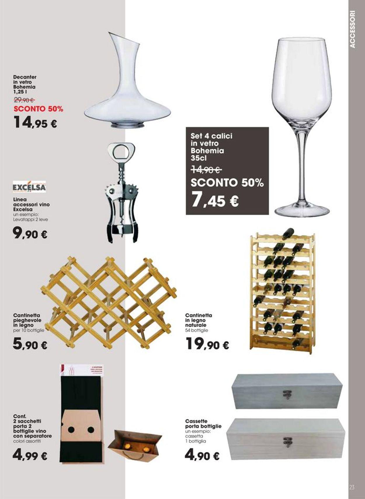 Portabottiglie Per Vino Carrefour