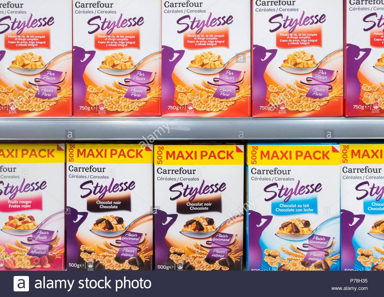 Portafortuna Cereali Carrefour