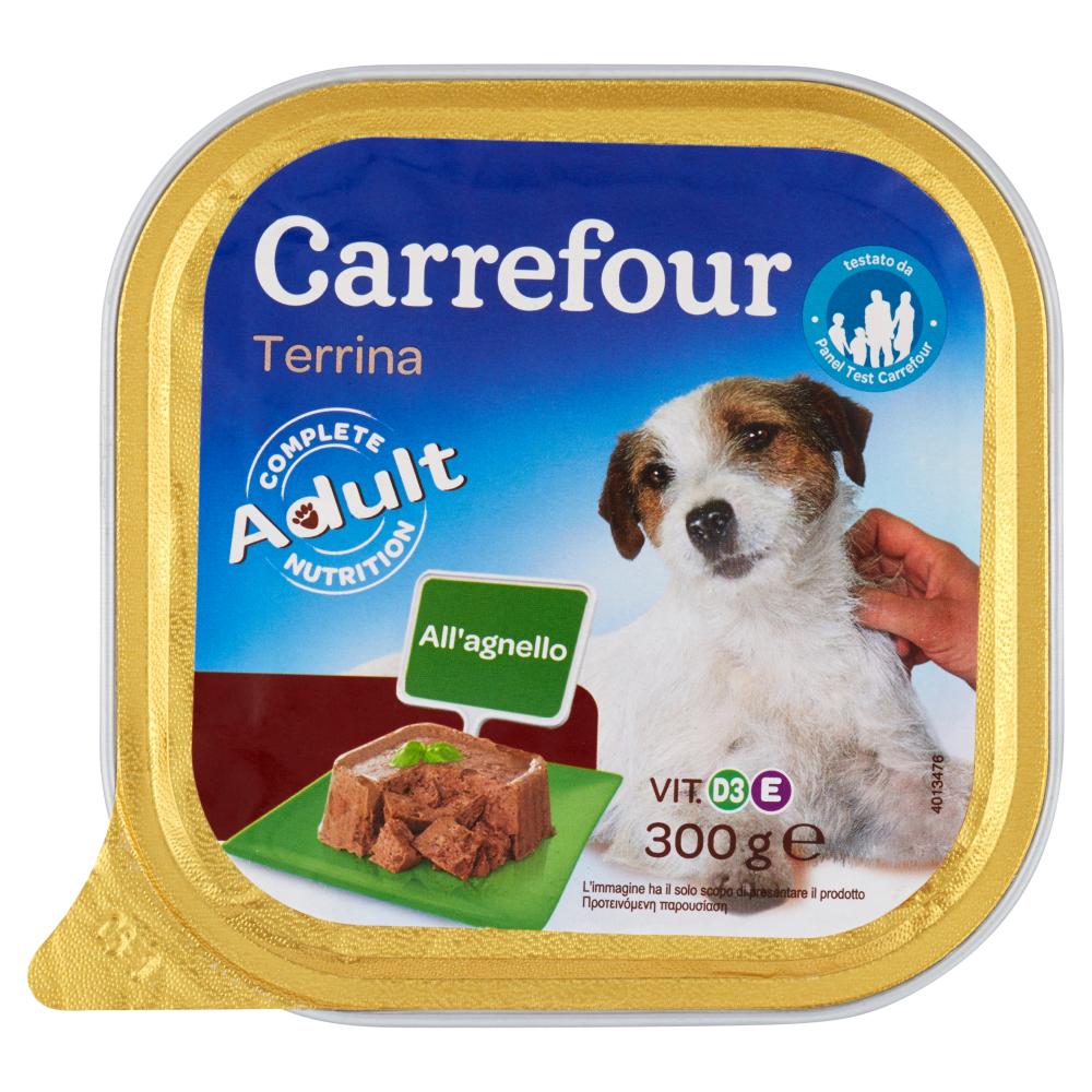 Prodotti Cani Carrefour