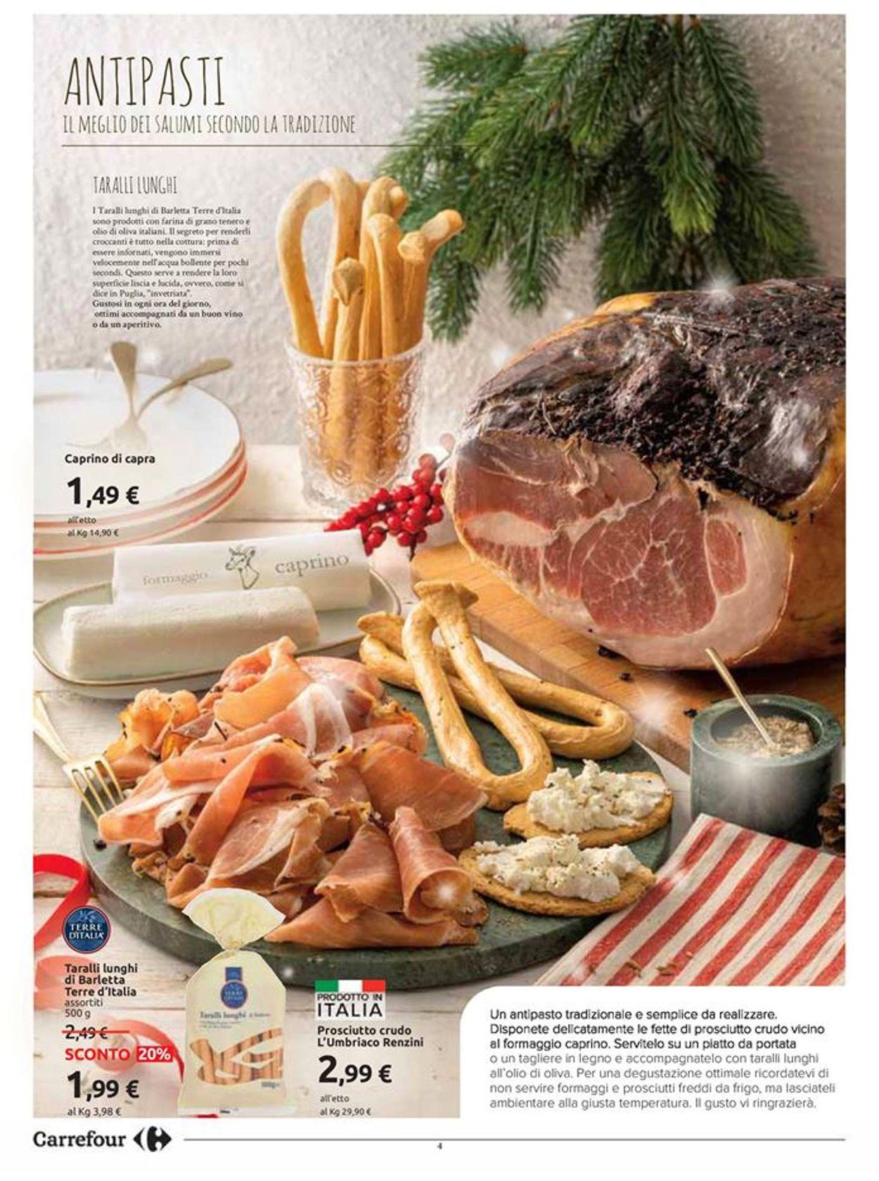 Prosciutto Di Natale Carrefour