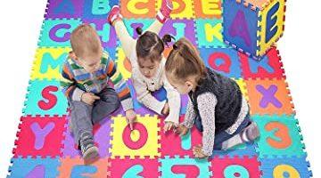 Puzzle Del Pavimento Del Bambino Auchan