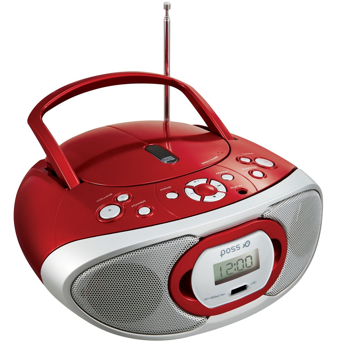 Radio Cd Carrefour