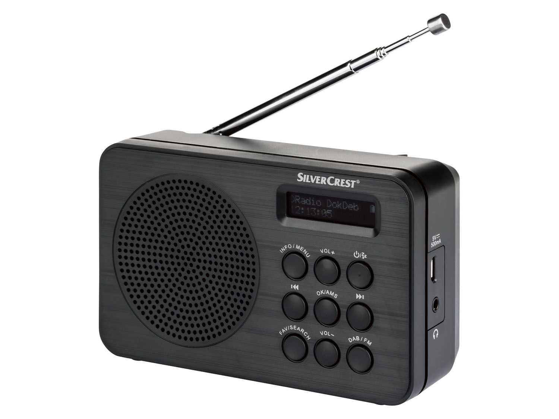 Radio Silvercrest Lidl