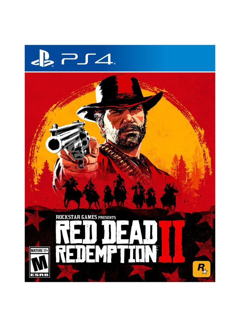 Red Dead Redemption 2 Ps4 Carrefour