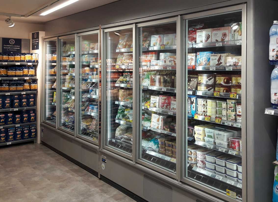 Refrigerate Carrefour