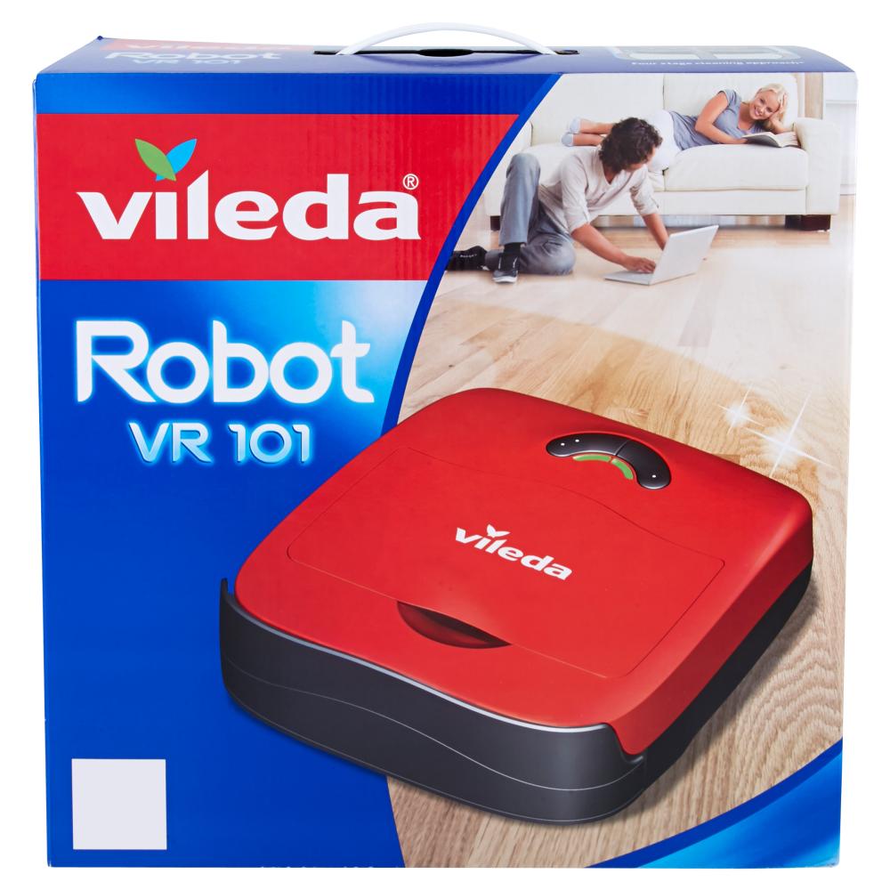 Robot Sottovuoto Vileda Carrefour