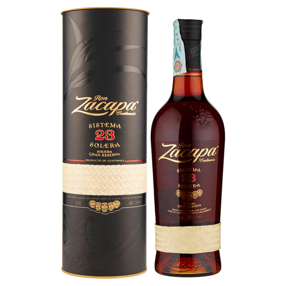 Rum Zacapa Carrefour