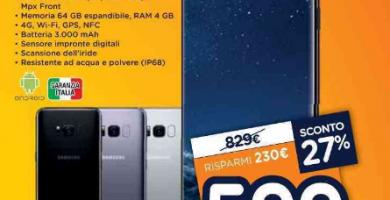 S8 Plus Unieuro