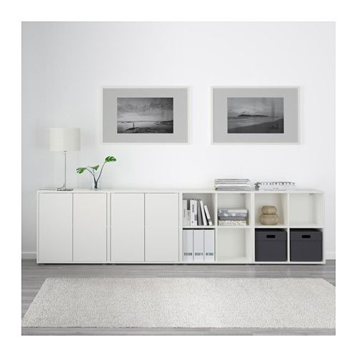 Salone Dei Mobili Bianco Ikea