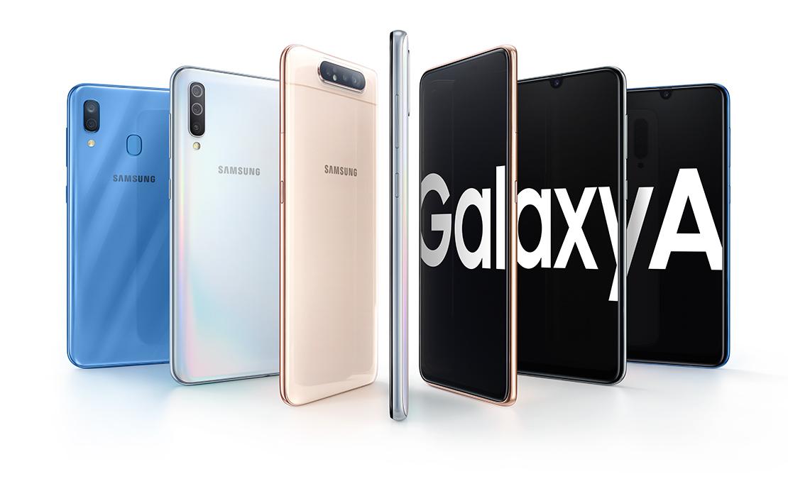Samsung A70 MediaWorld