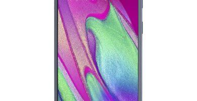 Samsung Galaxy A40 MediaWorld