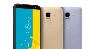 Samsung Galaxy A6 Unieuro