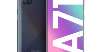 Samsung Galaxy A71 MediaWorld
